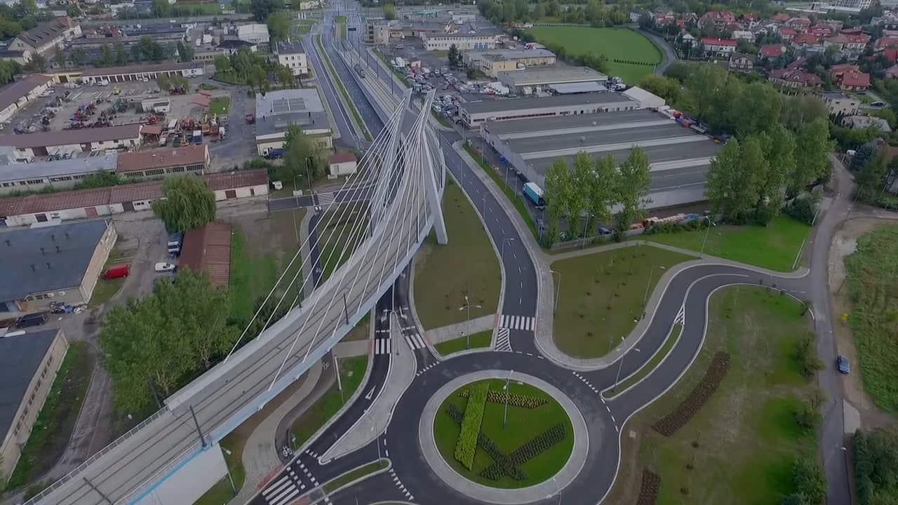 Estakada KST Lipska – Wielicka